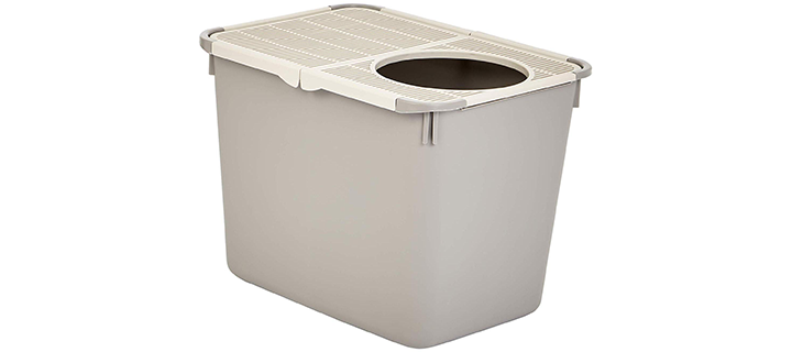 AmazonBasics Litter Box