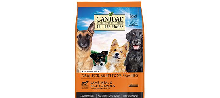 CANIDAE Premium Dry Food