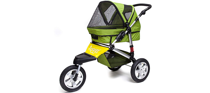 Dogger Stroller for Small Sized Dogs