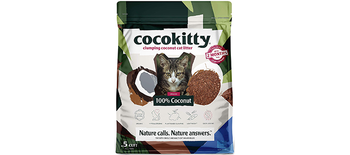 ECO ABSORB HypoallergenicFlushable Cat Litter