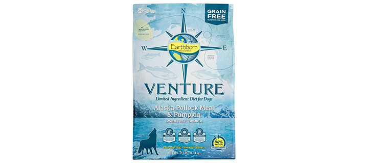 Earthborn Holistic Venture Limited Ingredient Diet for Dogs