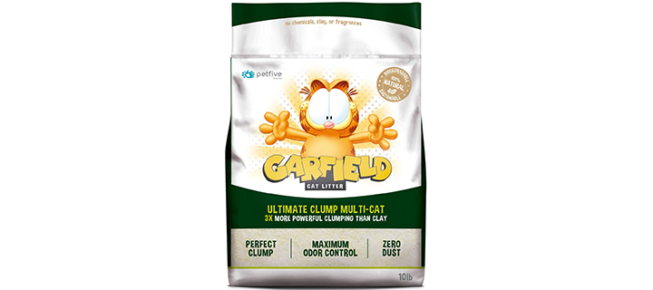 Garfield Cat Litter Ultimate Clump, All Natural