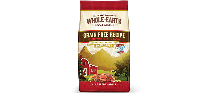 Merrick Whole Earth Farms - Dry, Grain Free