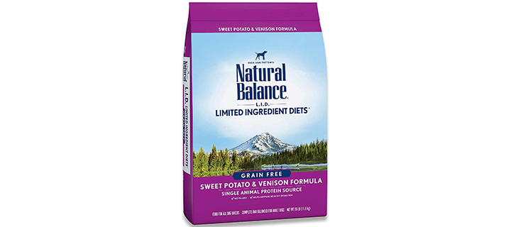 Natural Balance Sweet Potato & Venison Formula