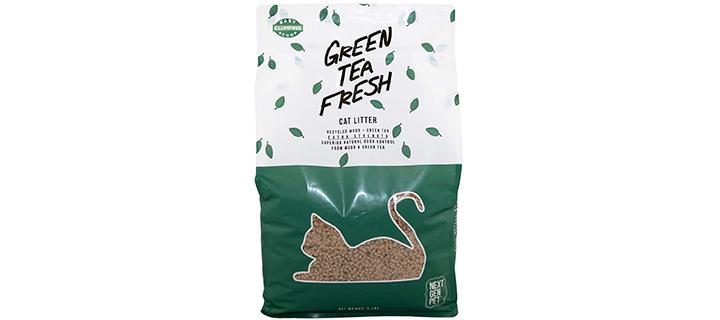 Next Gen Pet Green Tea Fresh Cat Litter