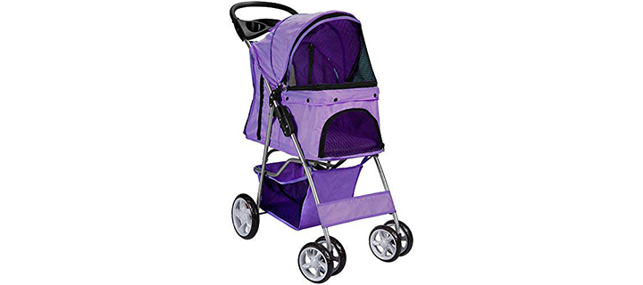 Paws and Pals Cat Stroller and Elite Jogger