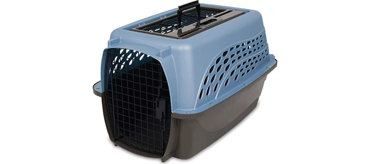 Petmate 2 Door Travel Cage