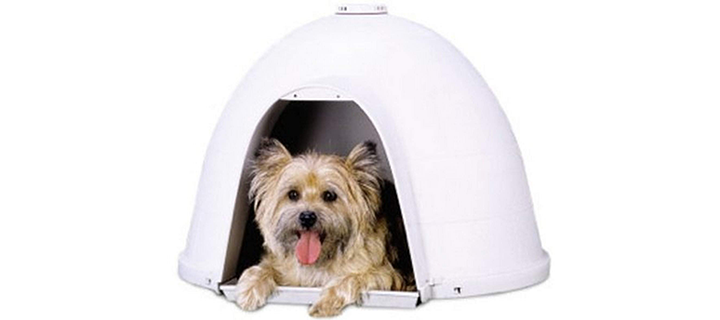 Petmate Insulated Dog House