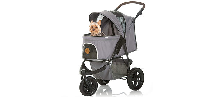TOGfit Luxury Cat Stroller with Several Features