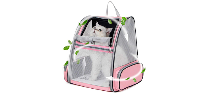 Texsens Bubble Backpack for Cats