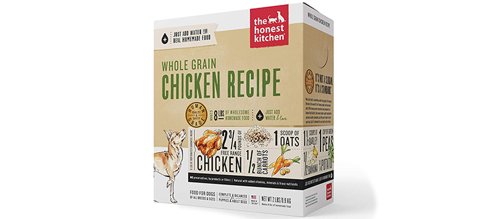 The Honest Kitchen Dehydrated Dog Food