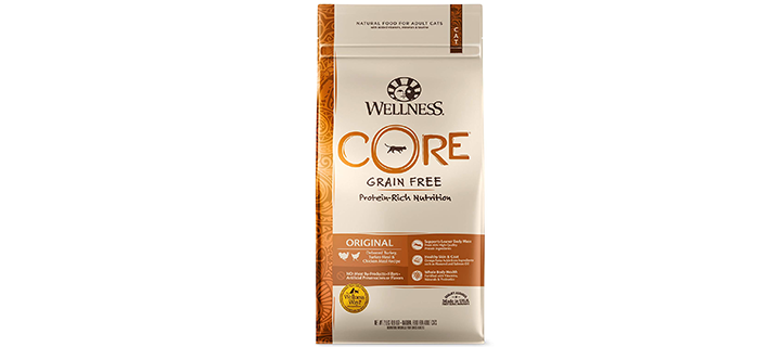 WELLNESS CORE Natural Grain Free Dry Cat FoodWELLNESS CORE Natural Grain Free Dry Cat Food