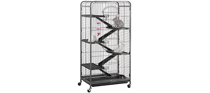 Yaheetech Metal Cage