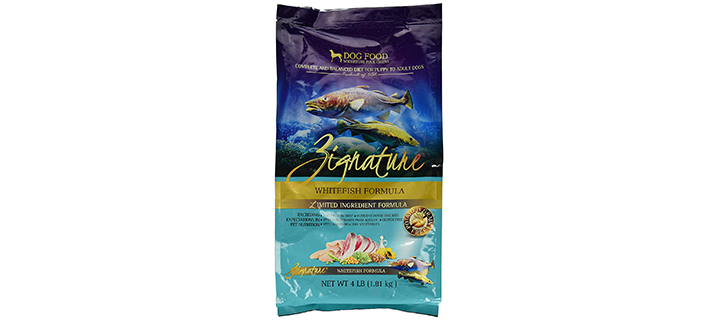 Zignature Whitefish Formula for Dogs